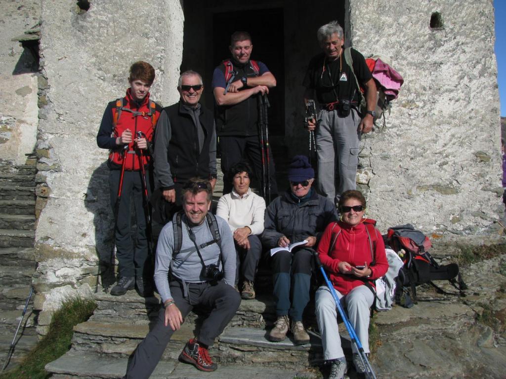 Foto di una parte del gruppo