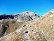 La Rocca dal sentiero dopo il Forte Pernante