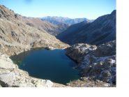 Il Lac Vert..salendo al Pas du Chamineyes..