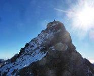 Paolo in cima alla Montolivo