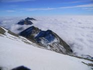 Lunella-grand'Uia-Fenera-Turlo escono dalle nubi