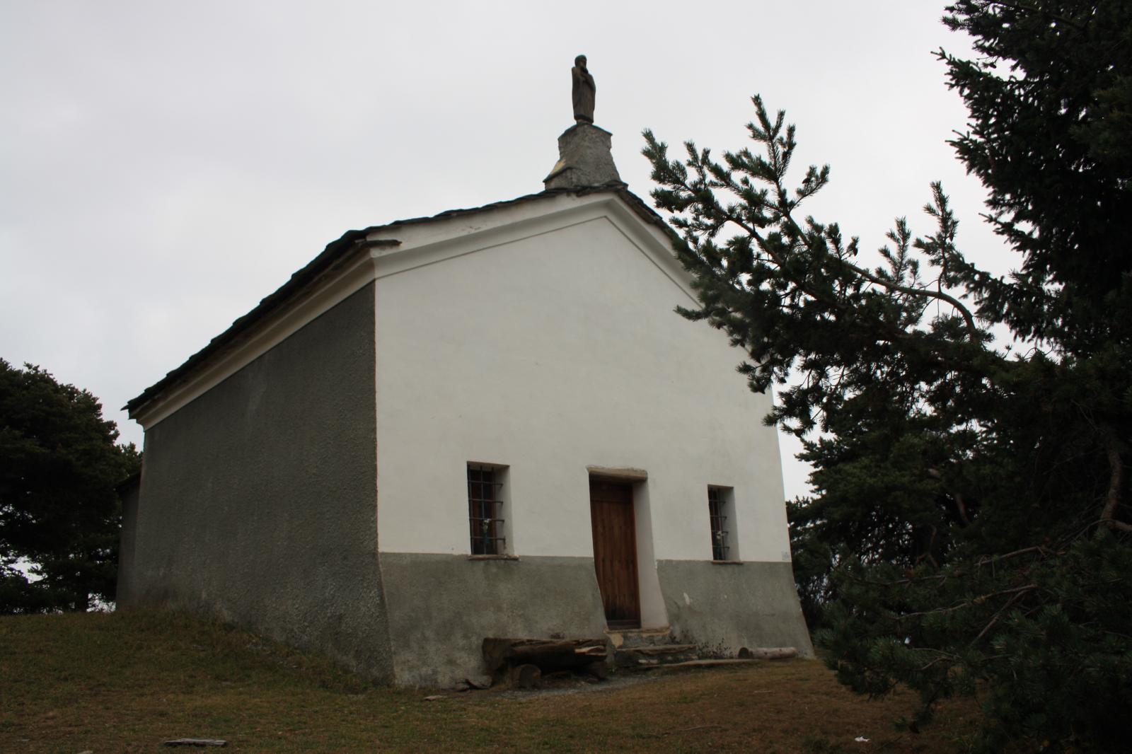 La cappella di S.Evence
