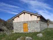 Il nuovo rifugio Bonze