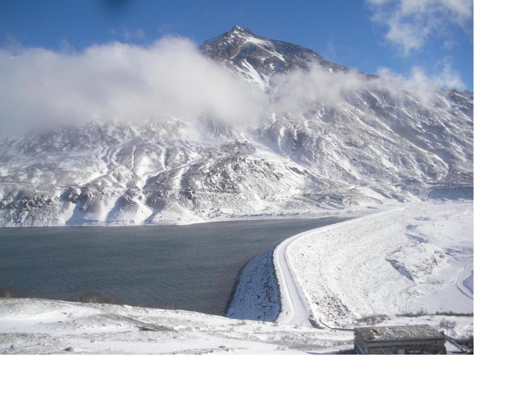 Il Lamet da le barrage du Montcenis
