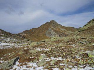 Monte Marzo dalla Bocchetta della Stamberna