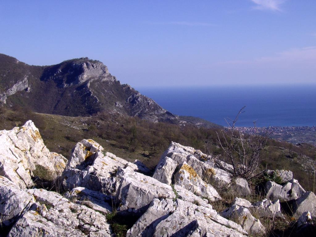 Barbena (Rocca) da Sella Alzabecchi 2013-11-16