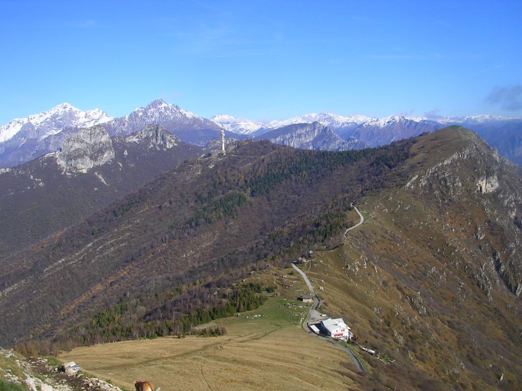Sul Monte Cornizzolo: Grignone, Grignetta, Corni di Canzo, Monte Rai
