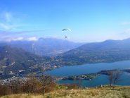 Monte Cornizzolo: lago di Annone