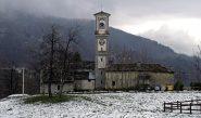 Il bel campanile dei Tornetti