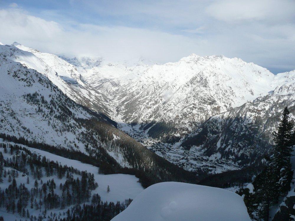 Pra Bianco (Passo di) da Weissmatten 2013-11-24