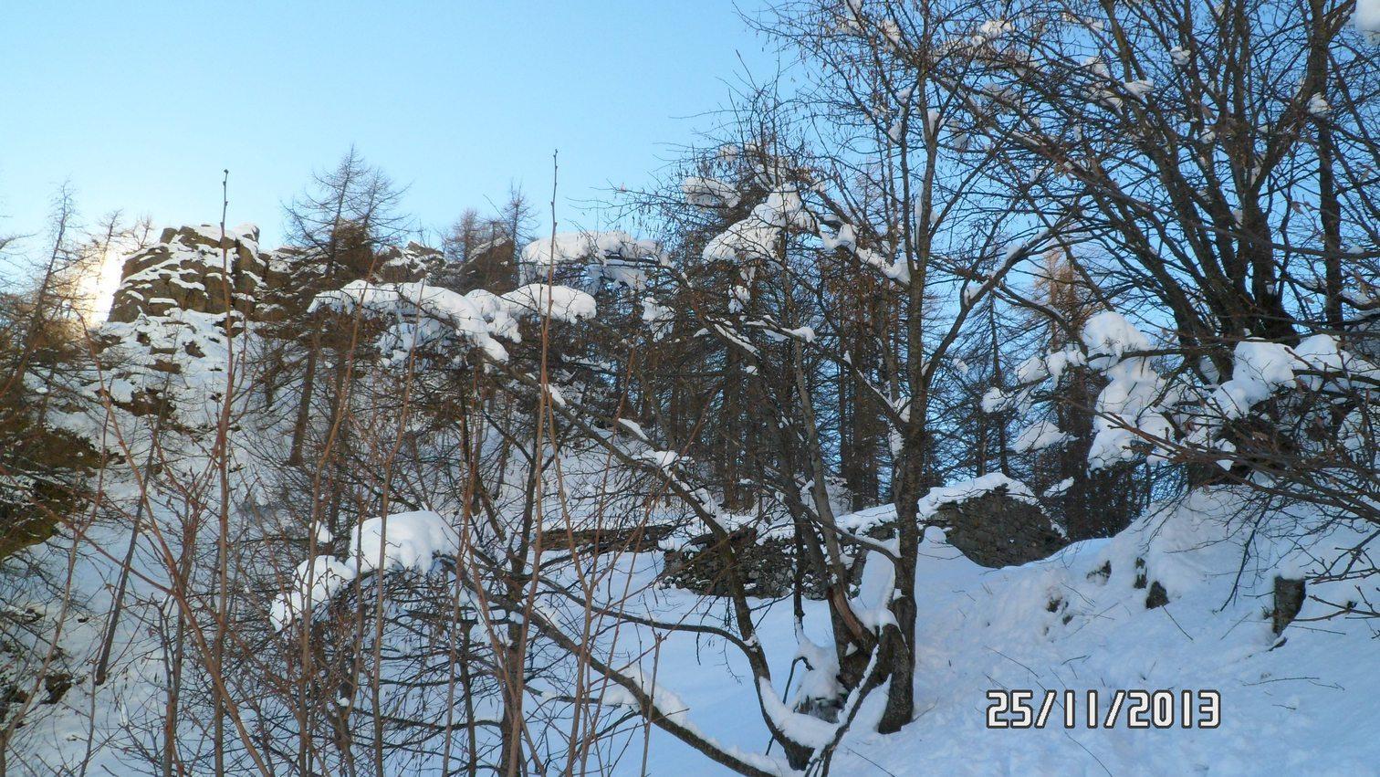 L'alpe Turn