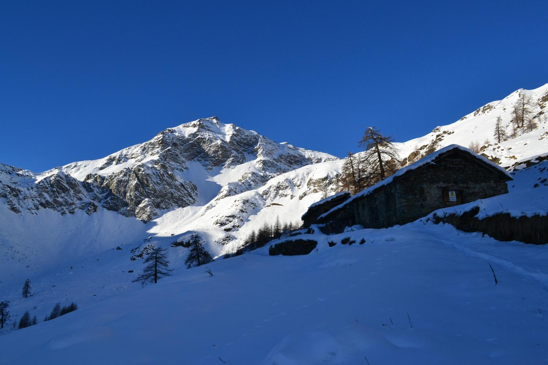 Alpe Nannaz Superiore (2194 m)