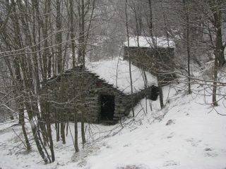 Discesa alla casaforte di Tirolo