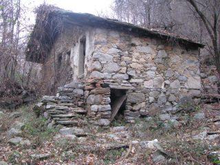 Pianazzolo sup., casa dove è nato, vissuto e morto mio bisnonno
