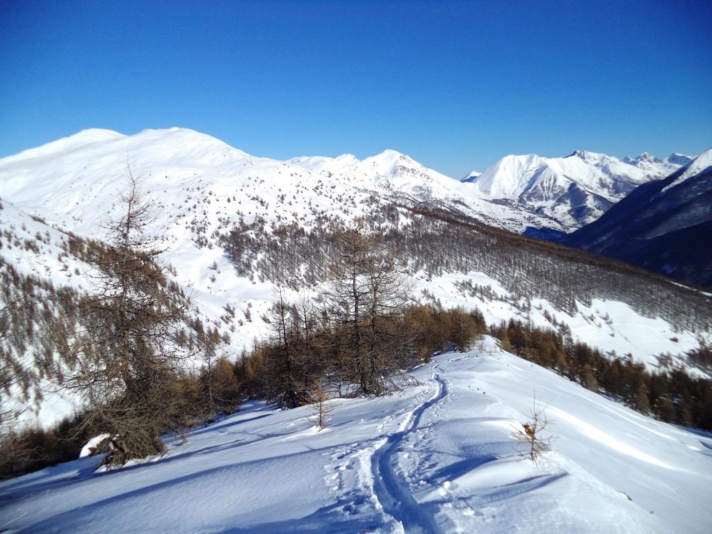 Moncrons (Punta di) da Granges 2013-12-01