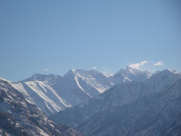 Alpi Marittime da Moriglione
