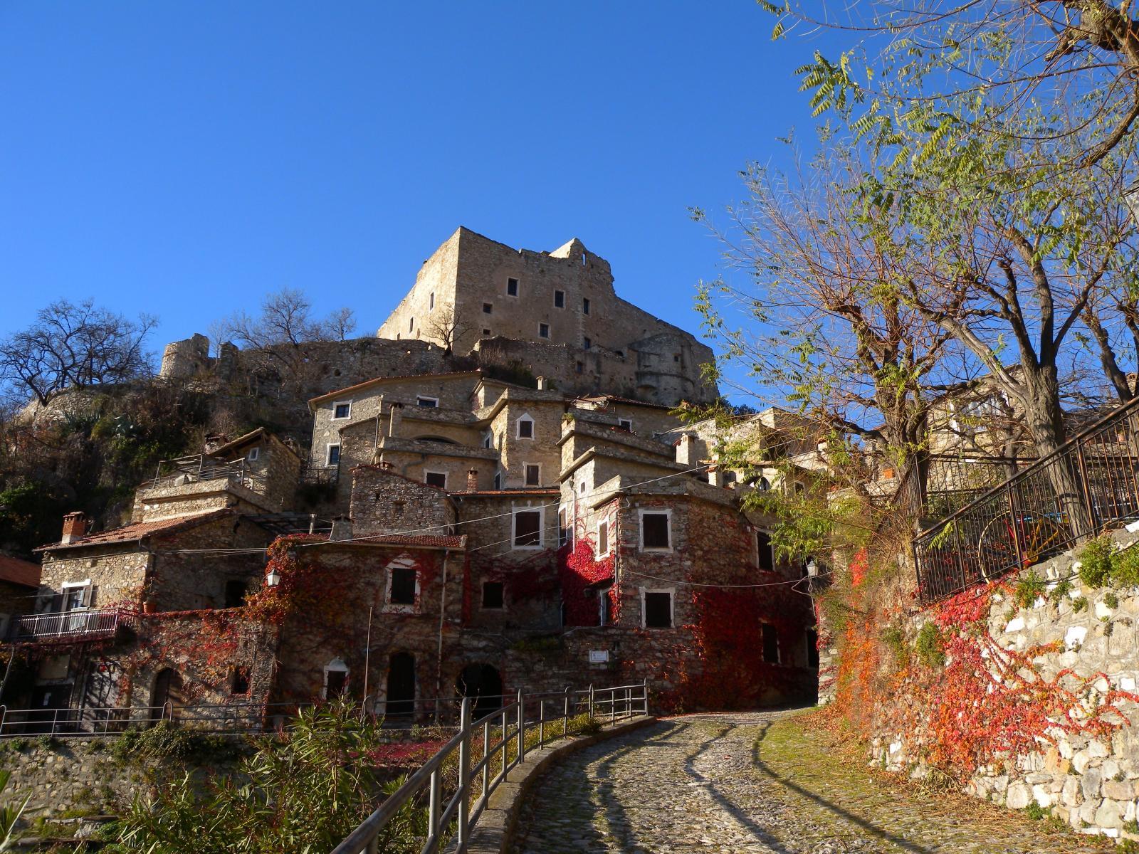 il bel borgo mediovale