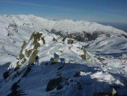 Rocca Nera dalla cresta Sbiasere