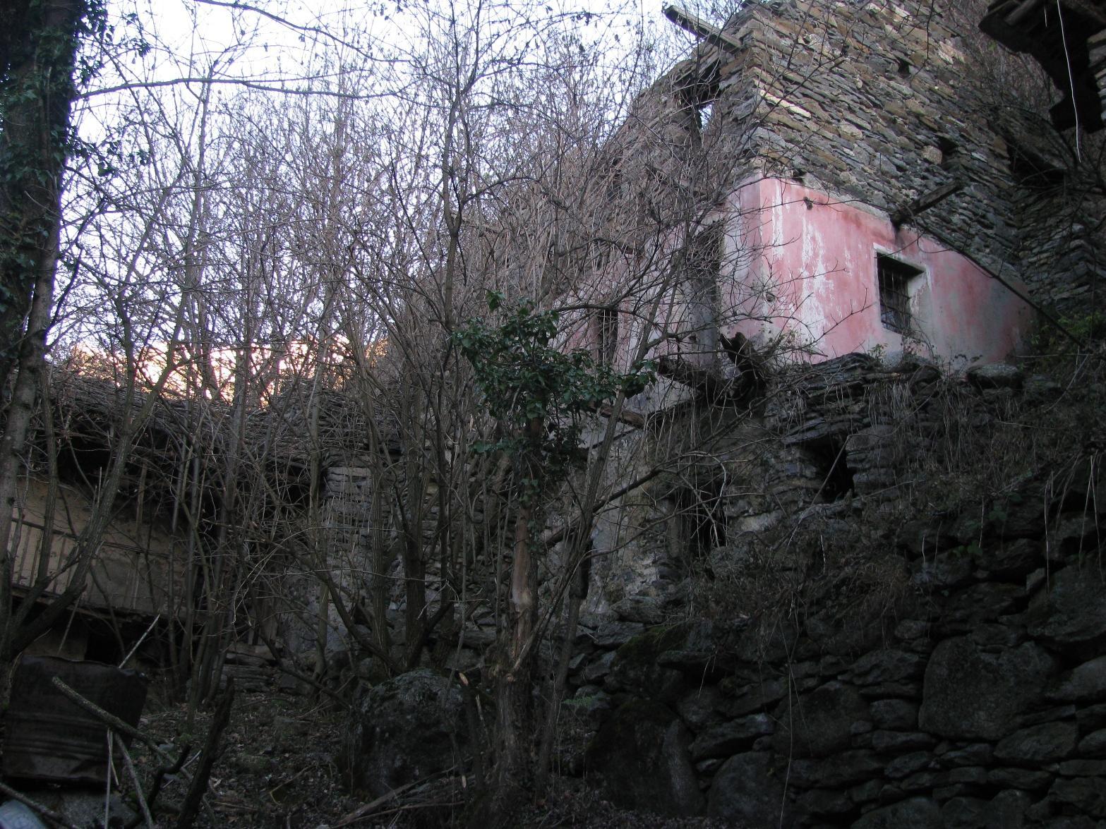 Borgo fantasma di Sigliera