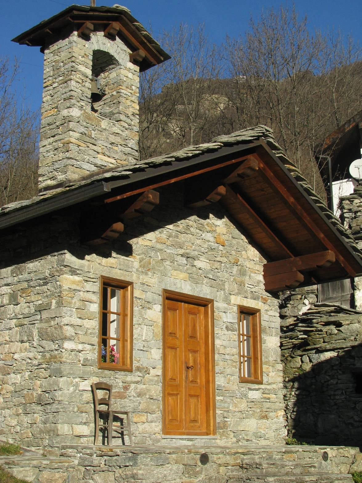 Cappella degli Alpini al borgo Büro