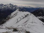 03 - dalla Becca d'Aver verso la cima Longhede
