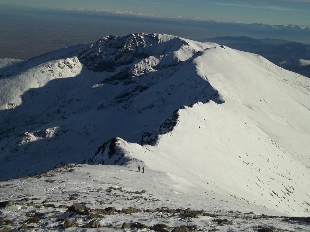 Frioland (Monte) da Borgo Crissolo per il Colle delle Porte 2013-12-14