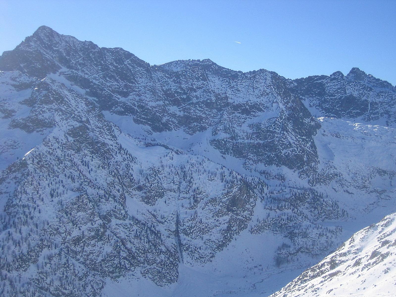 vista sul Monte Matto