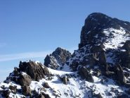 Vetta alpinistica e Uia di Mondrone