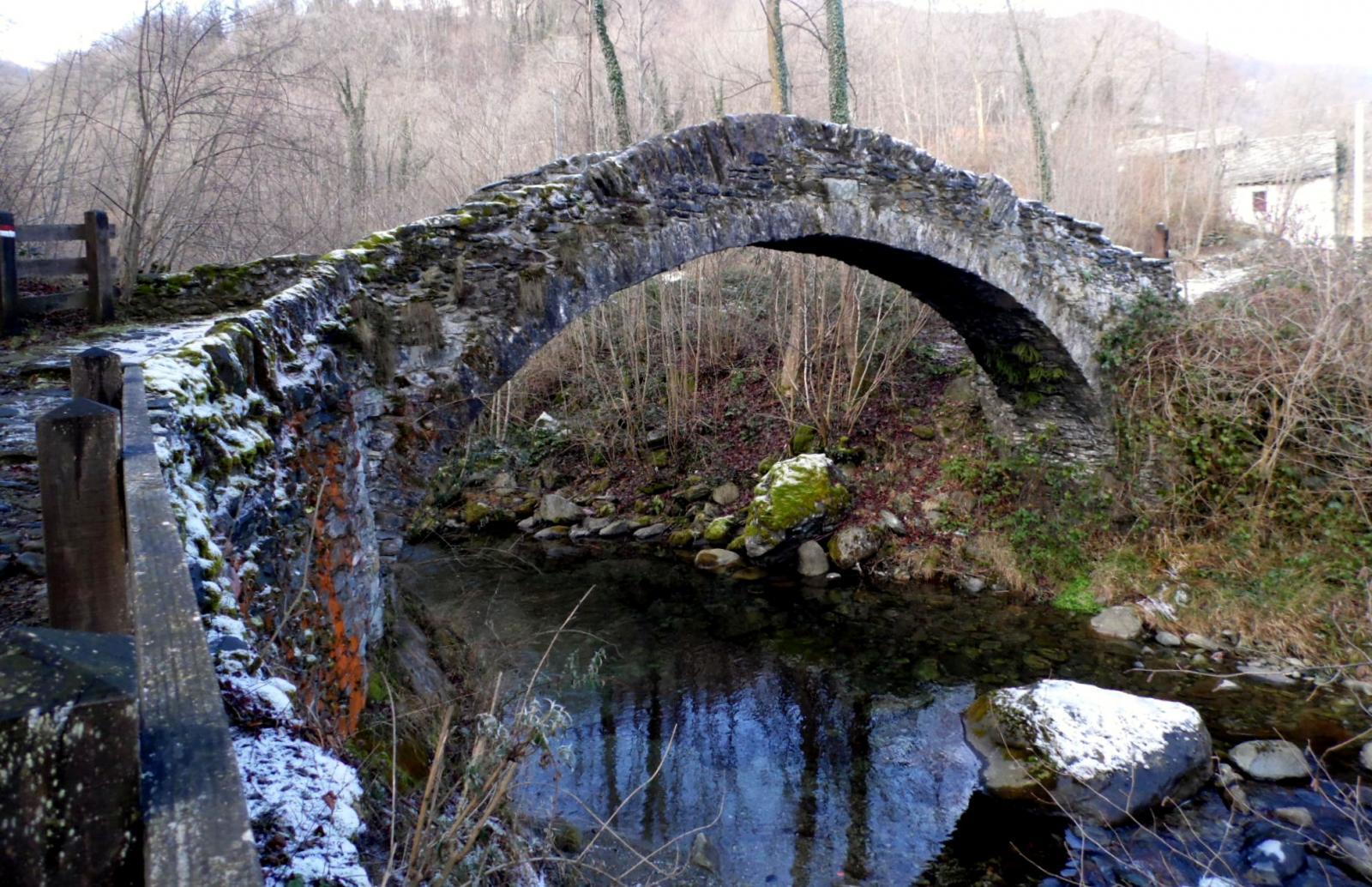 Ponte del 1741 a Psinai