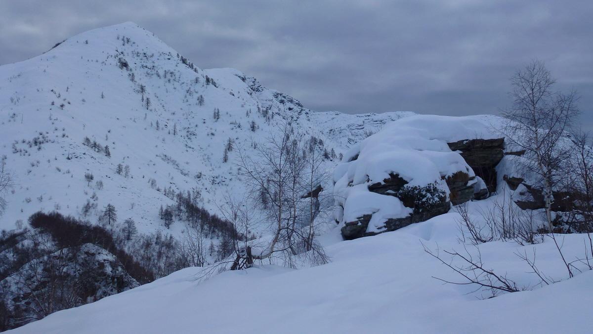 Der del Mont e in alto il Cimeron