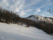 Il monte Croce dell'Ubacco