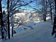 Alpe Cortino innevata