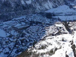 Vinadio dal Forte Neghino