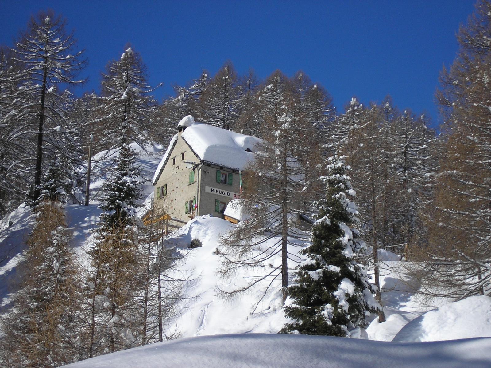 rifugio crosta cai di gallarate