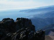 Panorama verso Capo Noli
