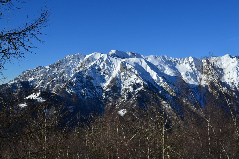 panorama verso Corno di Pichea e Tofino