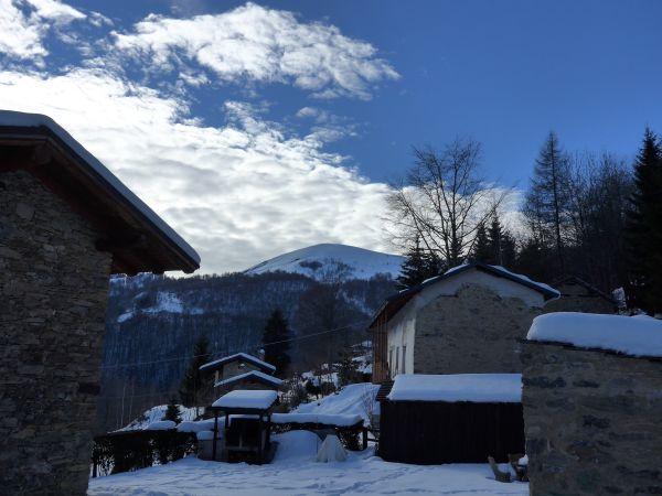 L'Alpe dalla Borgata Chiapera