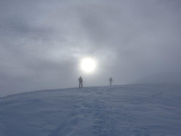 La salita all'Alpe