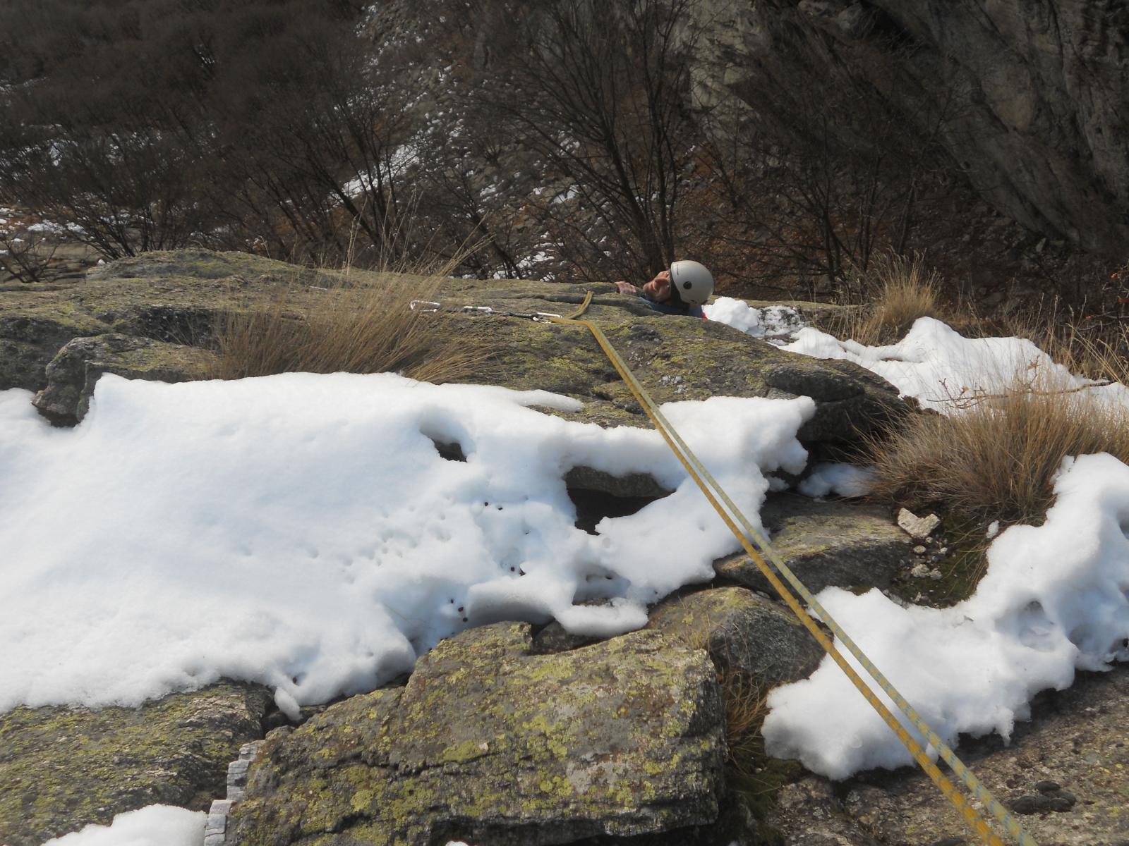 L6: l'Alpino emerge dal buco