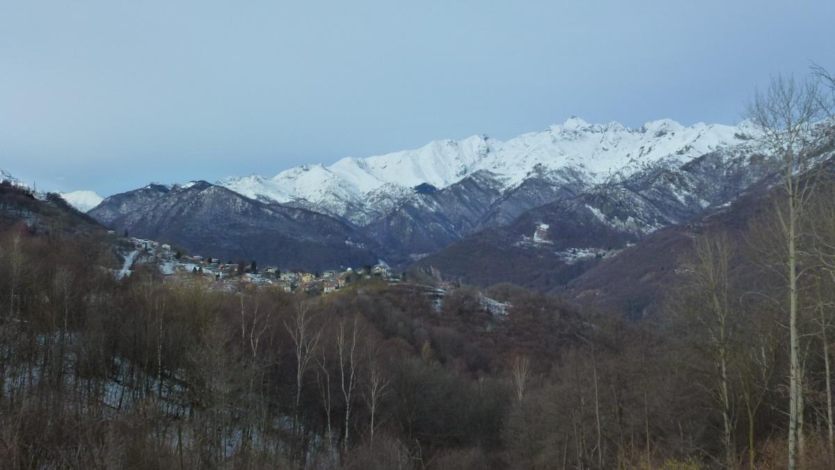 bel panorama dal Nero