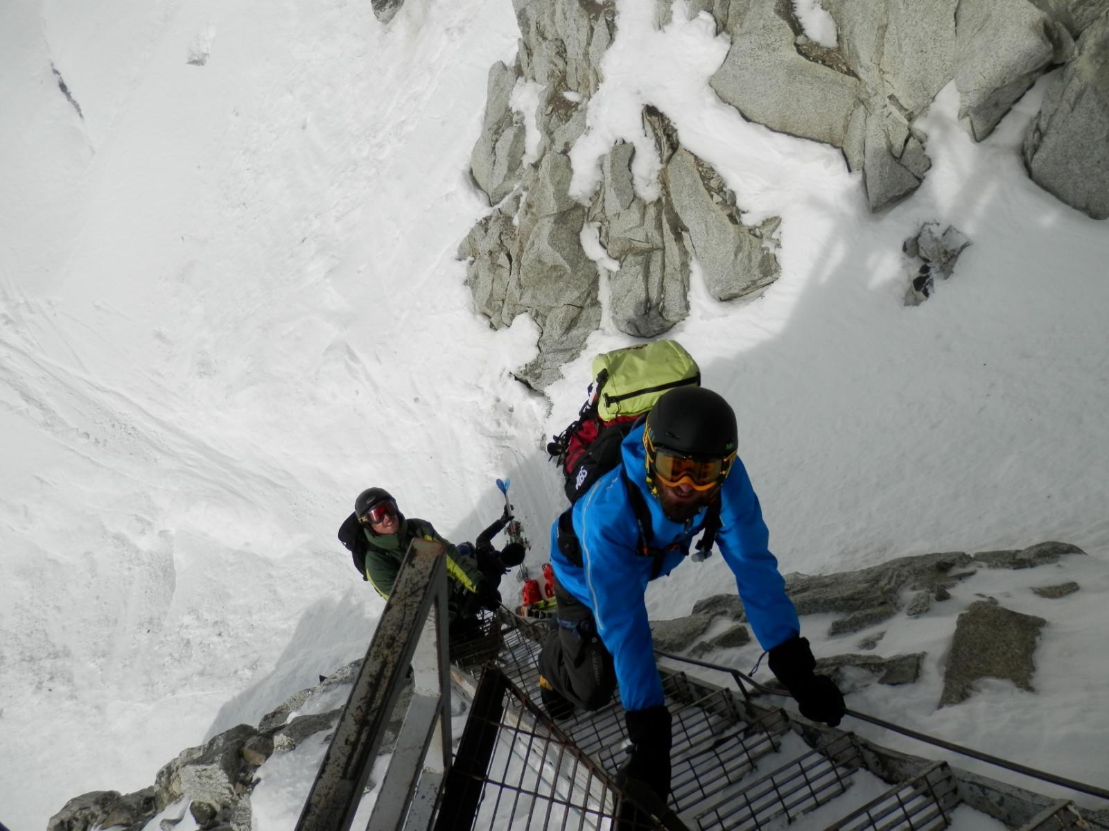 ingresso nel ghiacciaio