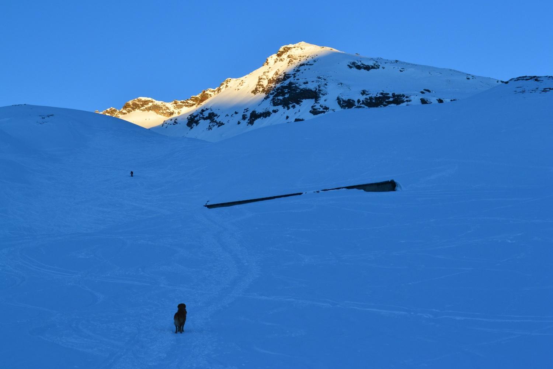 arrivo ai pianori della Chilchalp (2082 m)