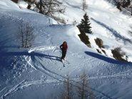 Bella la vita con gli sci!