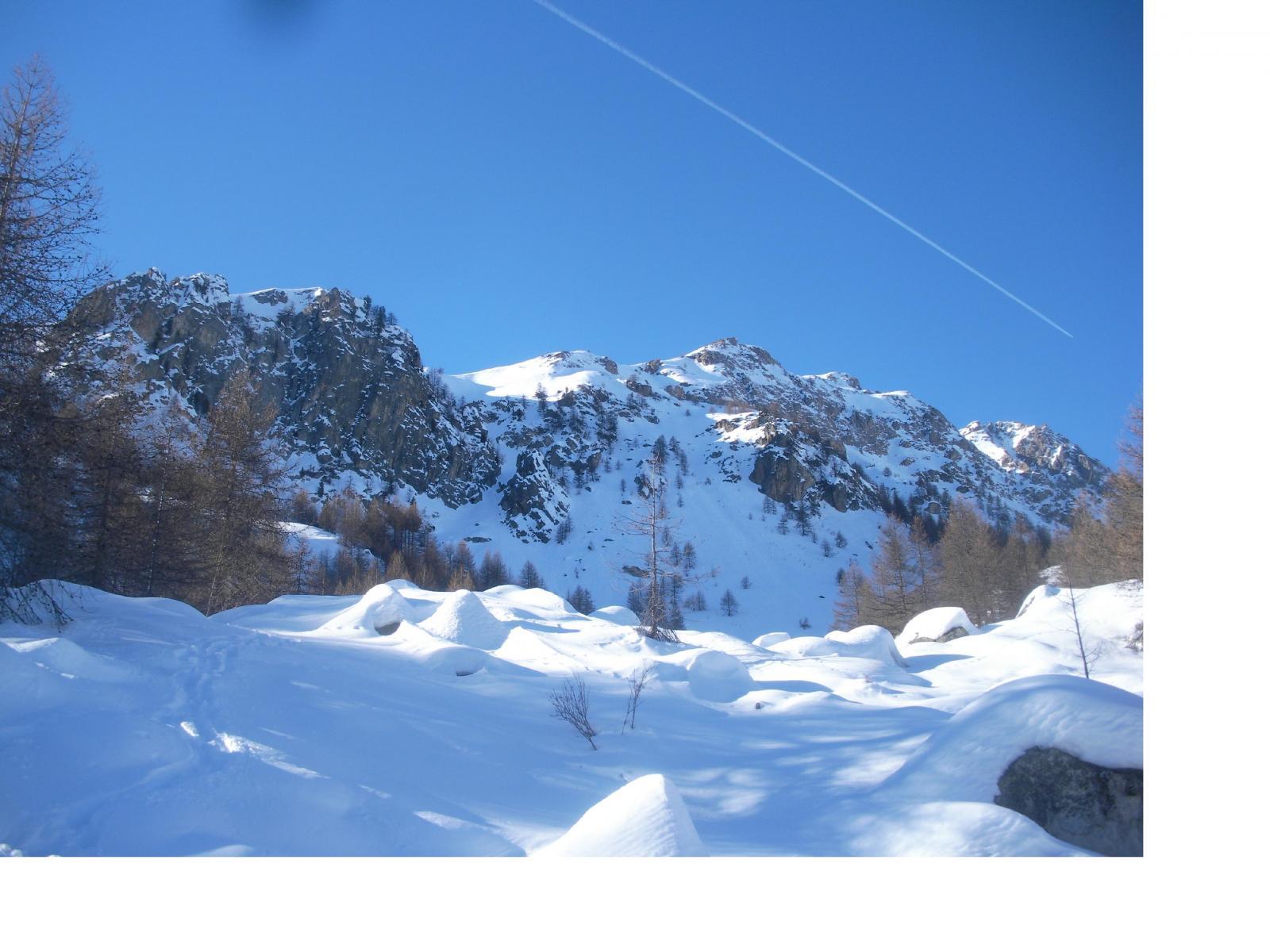 Ciarbonet (Cima) da Chialvetta 2014-01-12