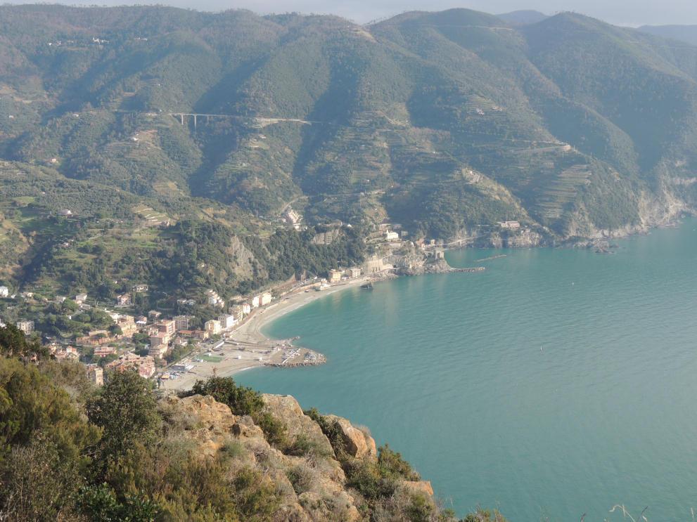Levanto-Monterosso al mare 2014-01-12