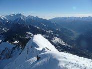 Cresta Sud e bassa Valle d'Aosta