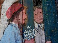 i murales di santuario