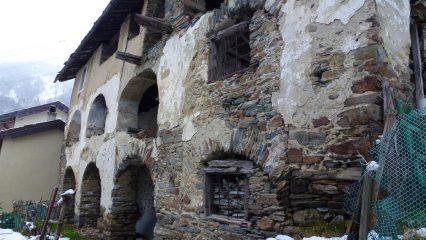 Casa secentesca a Rivoira