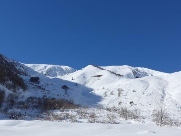 Monte Autes e Varirosa