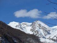 Monte Nebius dal bivio per Podio superiore